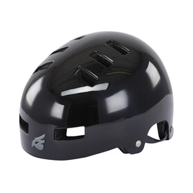bluegrass Superbold Cykelhjelm glossy black